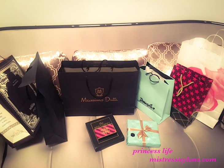 recent shopping