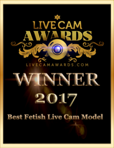 Live Cam Awards Winner