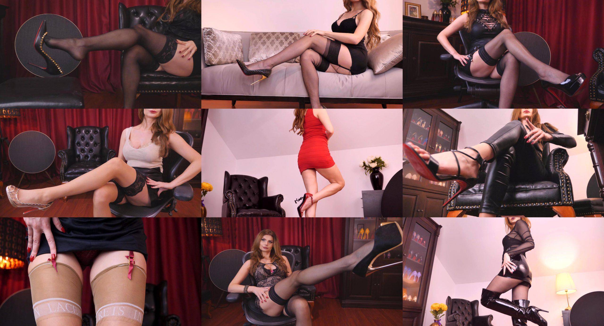 femdom Dominatrix online chat