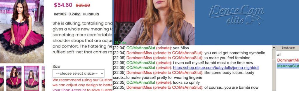 feminization sissy