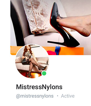 mistressnylons onlyfans